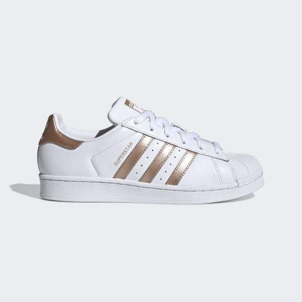 Copper Metallic Shoes | adidas