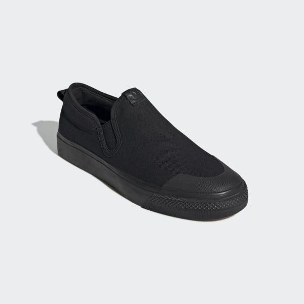 scarpe adidas nizza nere