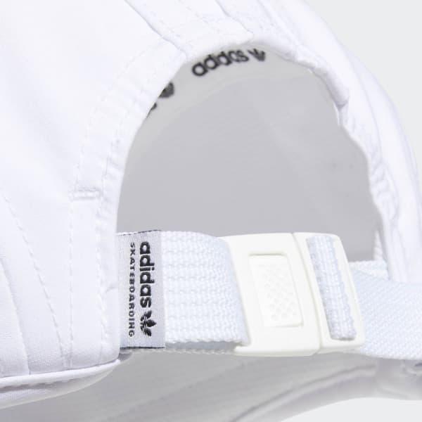 d4f4eb73ae3 adidas Hélas Four-Panel Cap - White
