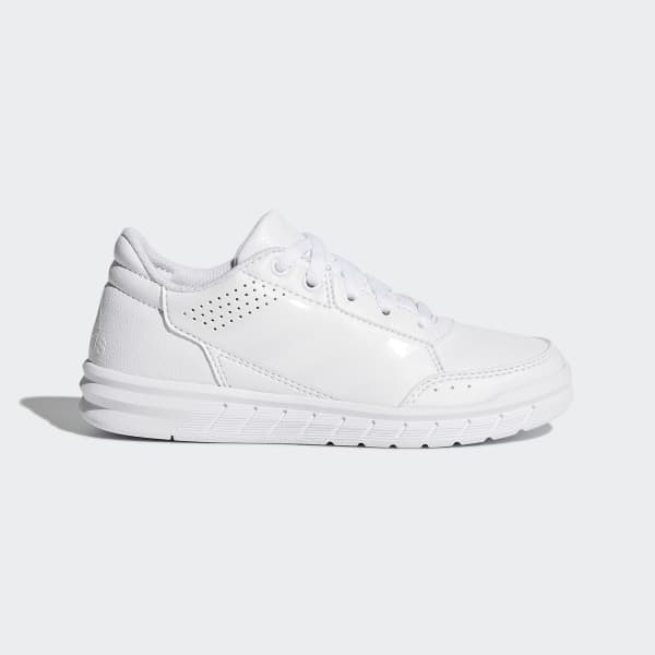 zapatillas niño blancas adidas