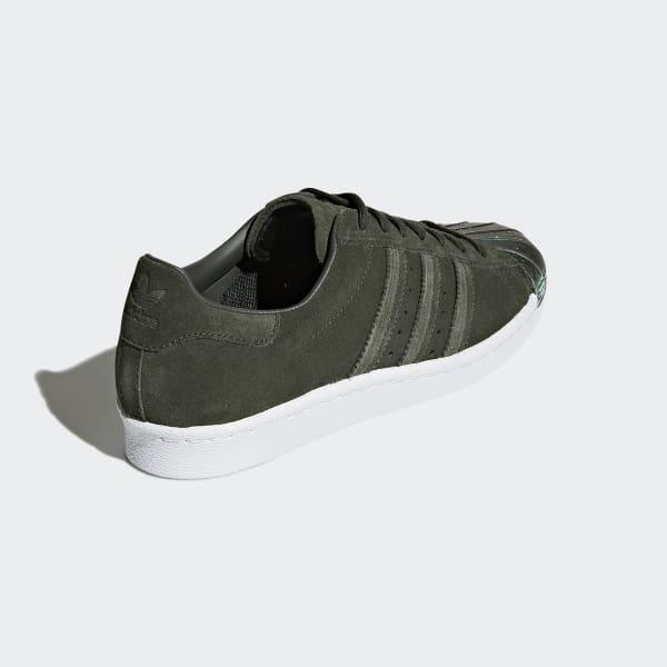 5ec7e4d4a adidas Superstar 80s MT Shoes - Green