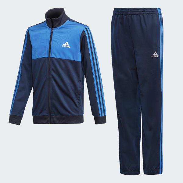 f59c03520c35 adidas Tibero Track Suit - Blue