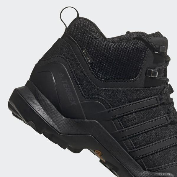 adidas Obuv Terrex Swift R2 Mid GTX - černá  047a19eb56