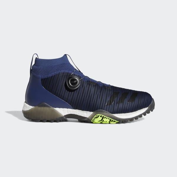 adidas CodeChaos Boa Golf Shoes - Blue