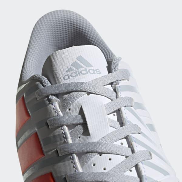 outlet store 812fa 8bc8b adidas Calzado Nemeziz Messi 17.4 Turf - Blanco   adidas Mexico