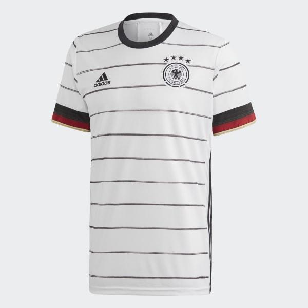 adidas Jersey Local Alemania (UNISEX) - Blanco | adidas Mexico