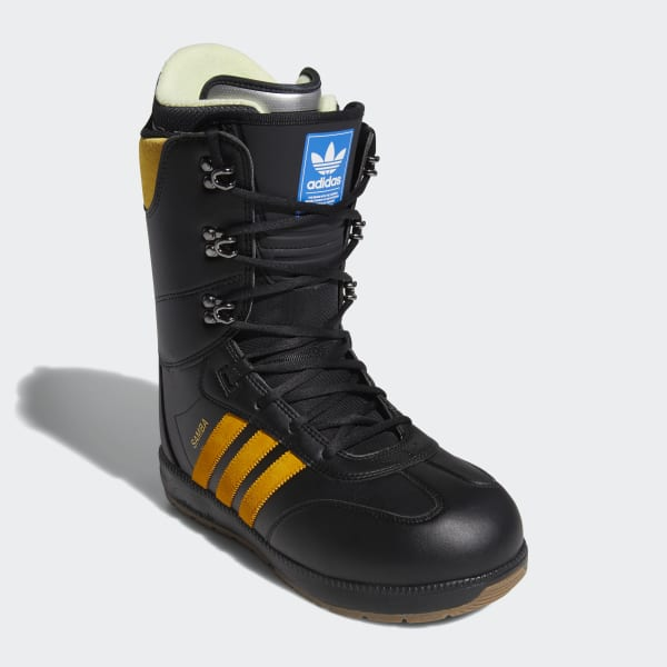 adidas Samba ADV Boots - Black | adidas US