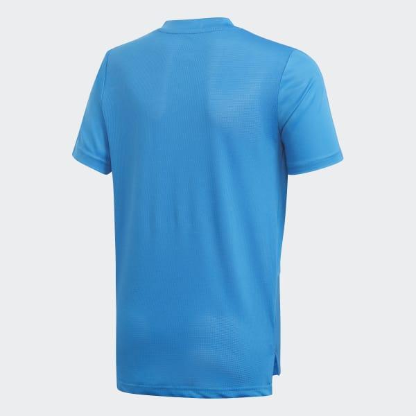 2c3df4c8c6b0d Camiseta entrenamiento Real Madrid - Azul adidas