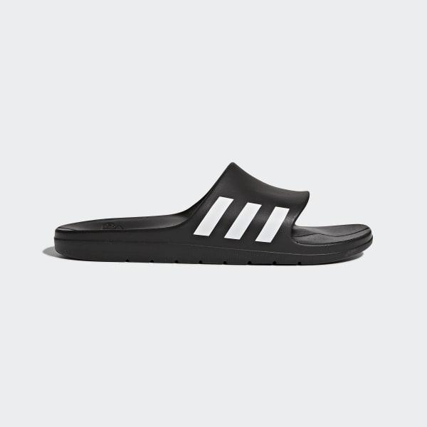 25f57f0fffc1 adidas Aqualette Slides - Black