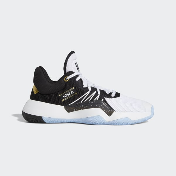 adidas D.O.N. Issue #1 Shoes - White