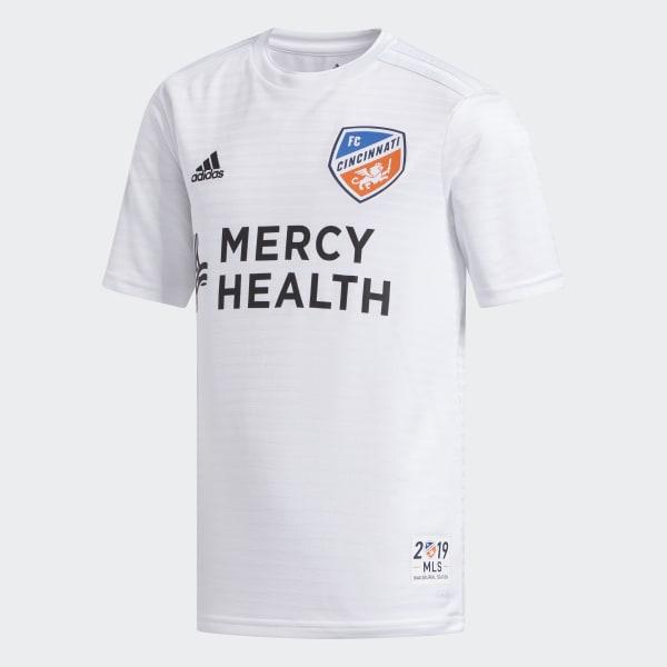 finest selection 02e3d e36b7 adidas FC Cincinnati Away Jersey - Multicolor   adidas US
