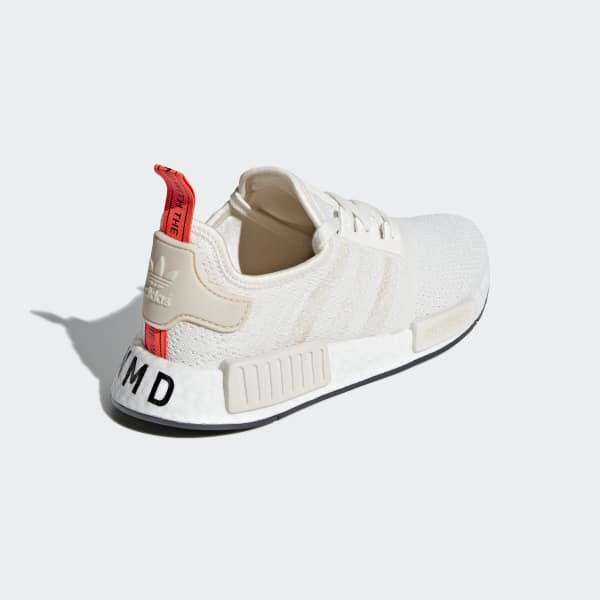 8b38814bbe8e1 adidas NMD R1 Shoes - White