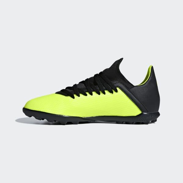 Zapatos de Fútbol X Tango 18.3 Césped Artificial - Amarillo adidas ... 89bb299829434