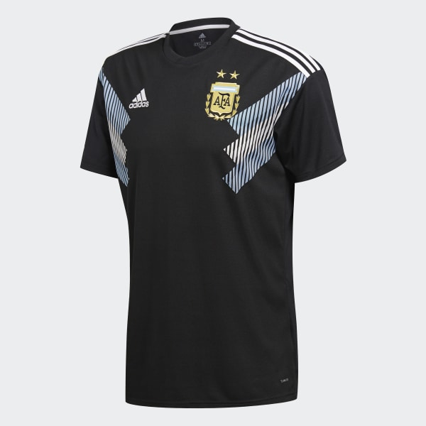 incompleto Canberra Abuso  adidas Argentina Away Jersey - Black | adidas US