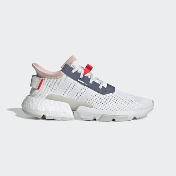 adidas POD-S3.1 Shoes - White   adidas