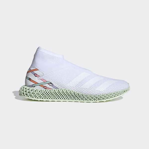 adidas Predator 20+ Art Shoes - White
