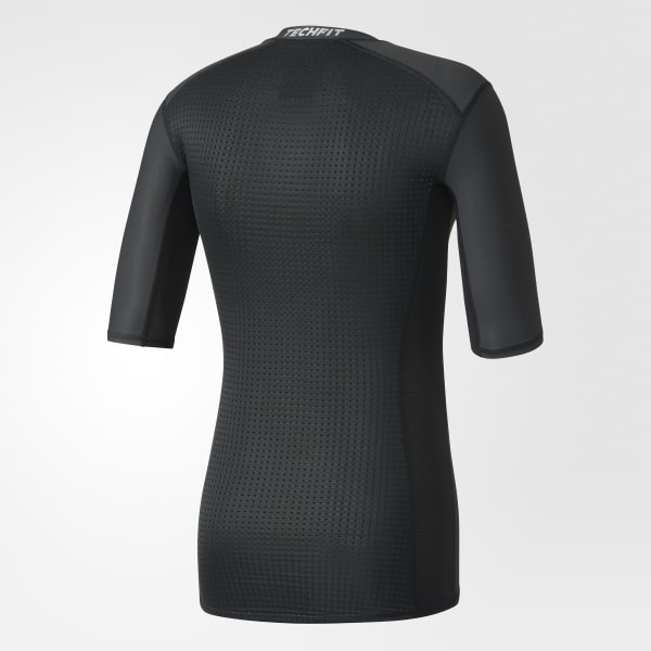 886fb2be2cdc7 Camiseta Manga Curta Techfit Chill - Preto adidas