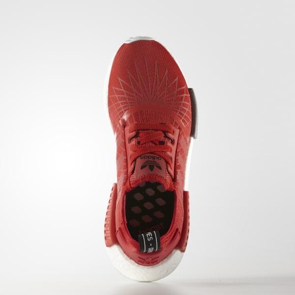 f8cca1f1859f4c Tênis Nmd Runner Feminino - Vermelho adidas   adidas Brasil
