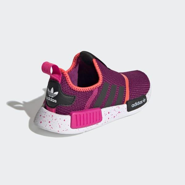 adidas NMD 360 Shoes - Burgundy