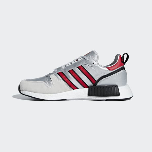 hot sale online a2645 a8e75 adidas Rising StarxR1 Shoes - Silver  adidas Sweden