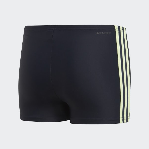 3-Stripes Swim Boxers