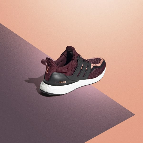 Adidas Ultraboost Dna X Manchester United Shoes Burgundy Adidas Us