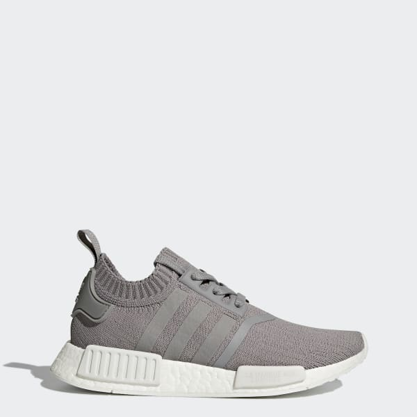 adidas NMD_R1 Primeknit Shoes - Grey