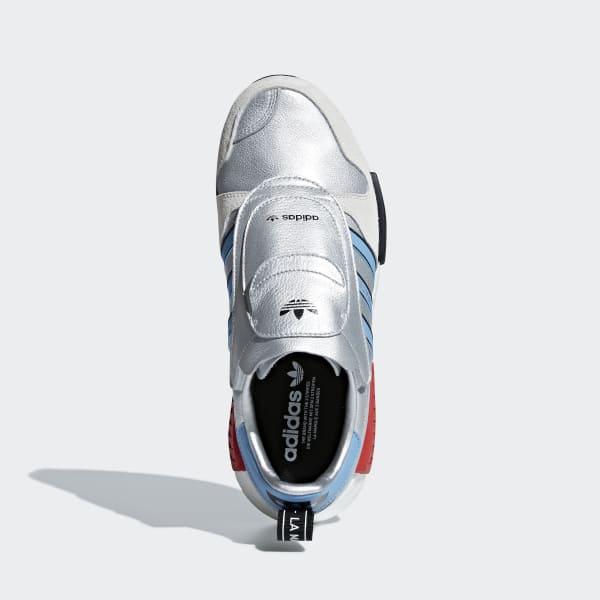 fb27e48e6f44a adidas MicropacerxR1 Shoes - Silver