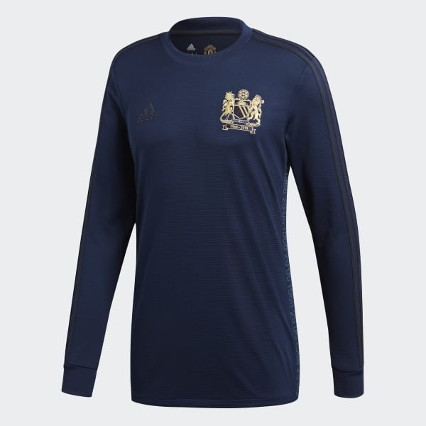 size 40 c7010 7d91f adidas Manchester United 50th Anniversary Jersey - Blue | adidas US