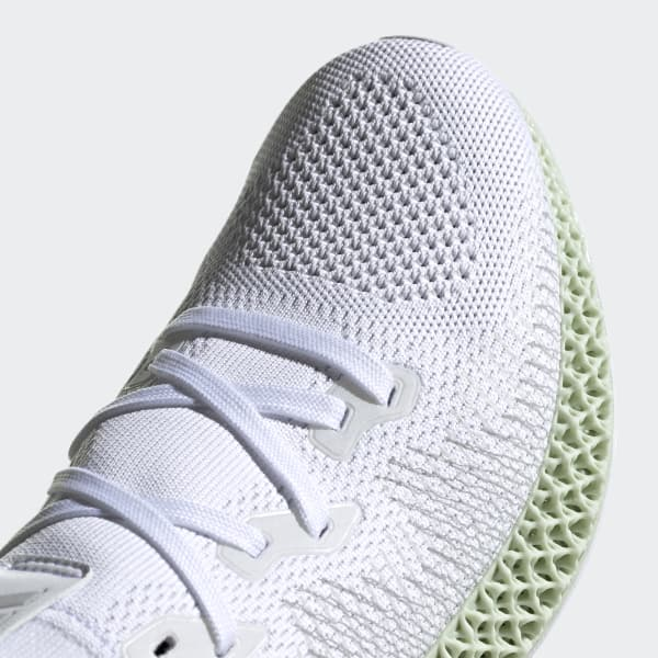 check out 55239 c27ac adidas Alphaedge 4D Shoes - White  adidas US