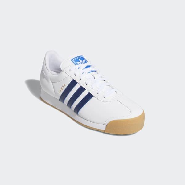 adidas samoa black and white