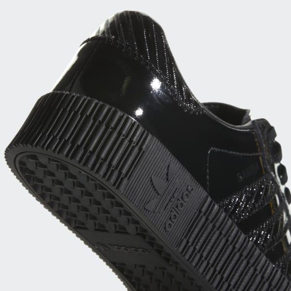 timeless design f878b 9923f adidas SAMBAROSE Shoes - Svart   adidas Sweden