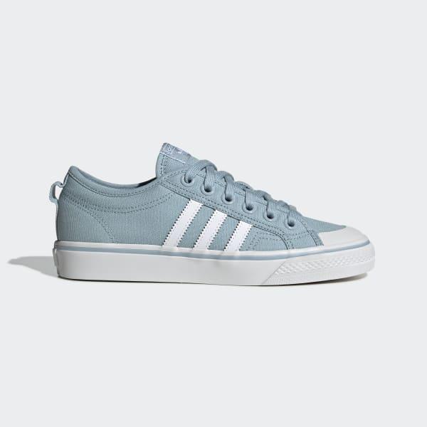 adidas Nizza Shoes - Blue | adidas US