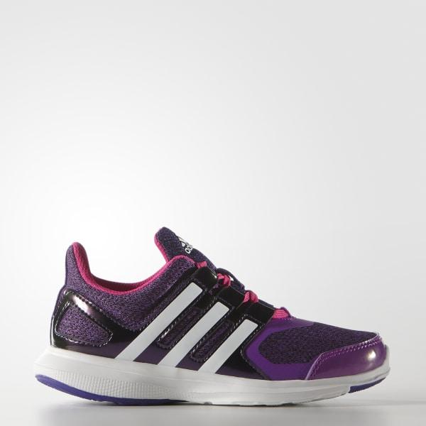 371453fe759 adidas hyperfast 2.0 k - Violeta