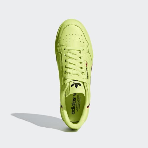 check out 0a72a 15f04 adidas Continental 80 Shoes - Yellow  adidas US