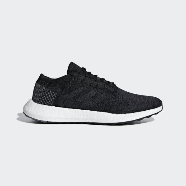 release date 08ca4 00b49 adidas PureBOOST GO Shoes - Black   adidas Australia