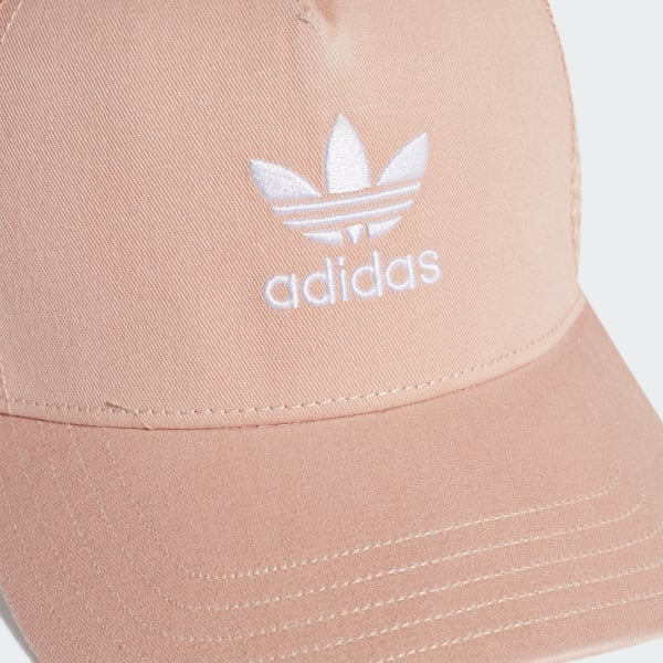 adidas Trefoil Trucker Cap - Pink  16638522978
