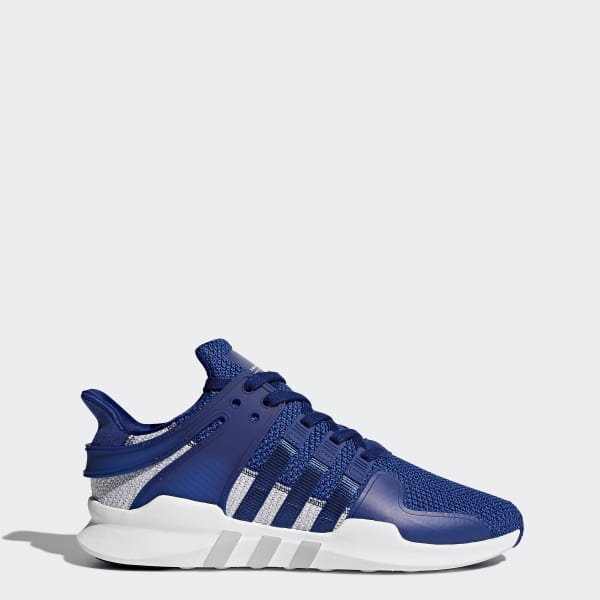 1211b2ceef2ba4 adidas Men s EQT Support ADV Shoes - Blue