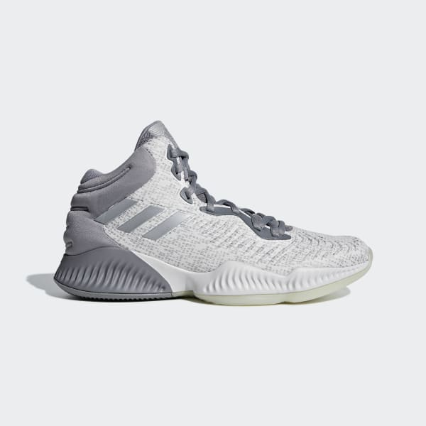 adidas Mad Bounce 2018 Shoes - Grey