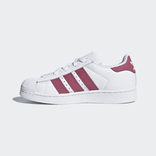 5e16a4d37a6 Tênis Superstar - Branco adidas