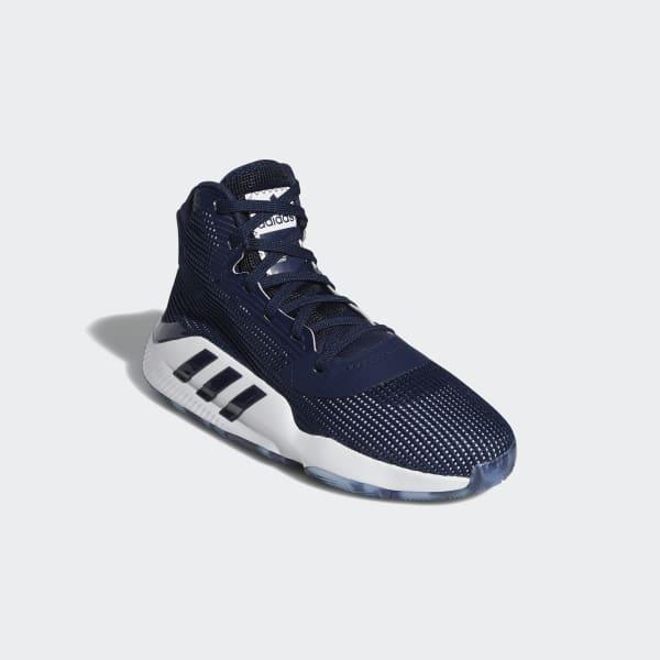 Buty adidas Pro Bounce 2019 EF9834 Collegiate NavyCloud