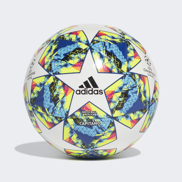 apelación tirar a la basura Tarjeta postal  adidas Balón Capitano UCL Finale 19 (UNISEX) - Blanco | adidas Mexico