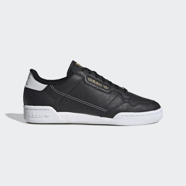chaussure adidas continental 80 homme noir