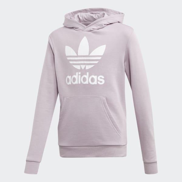 Adidas YB ESS LOGO Sudadera para jóvenes