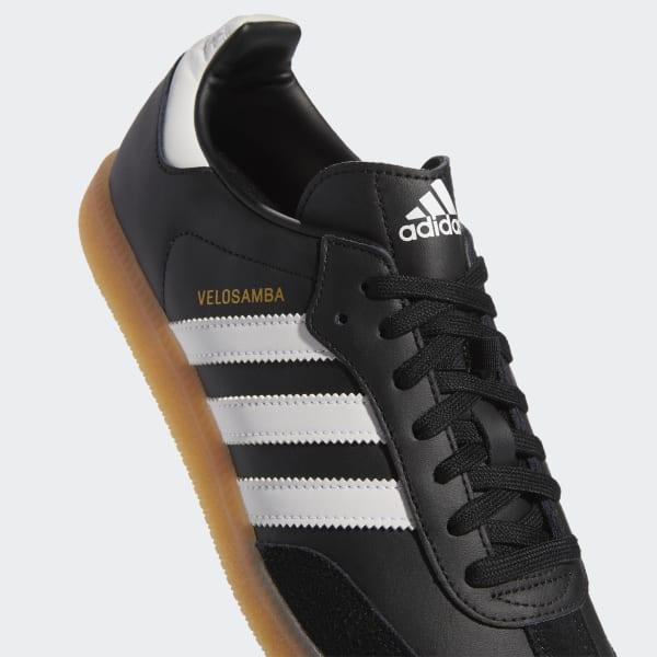 adidas The Velosamba Cycling Shoes - Black | FW4459 | adidas US