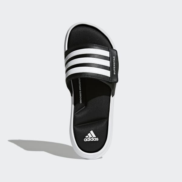 9fc37598fe37 adidas Superstar 5G Slides - Black
