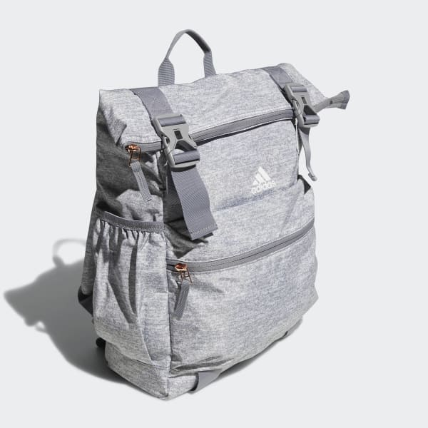 adidas Yola Backpack - Grey  7eee293301335