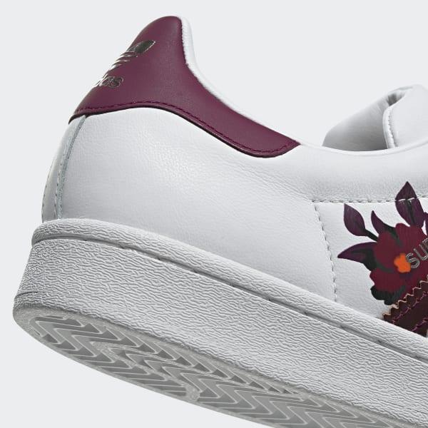 adidas superstar berry femme