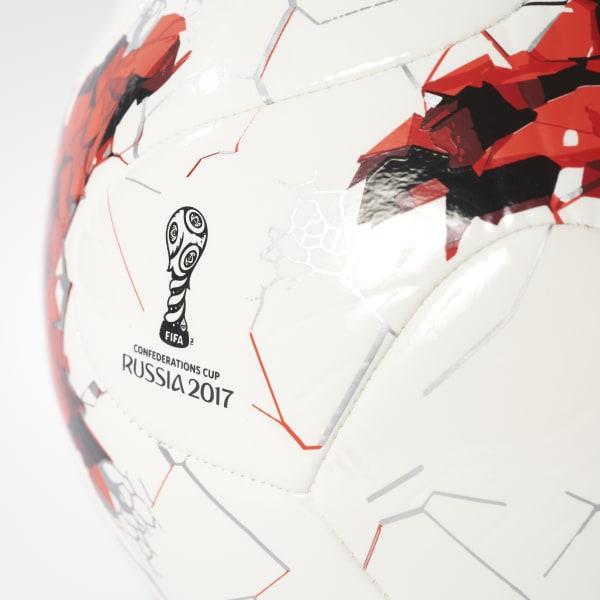 Bola Futebol Krasava Top Glider - Branco adidas  232d4bf9fce55