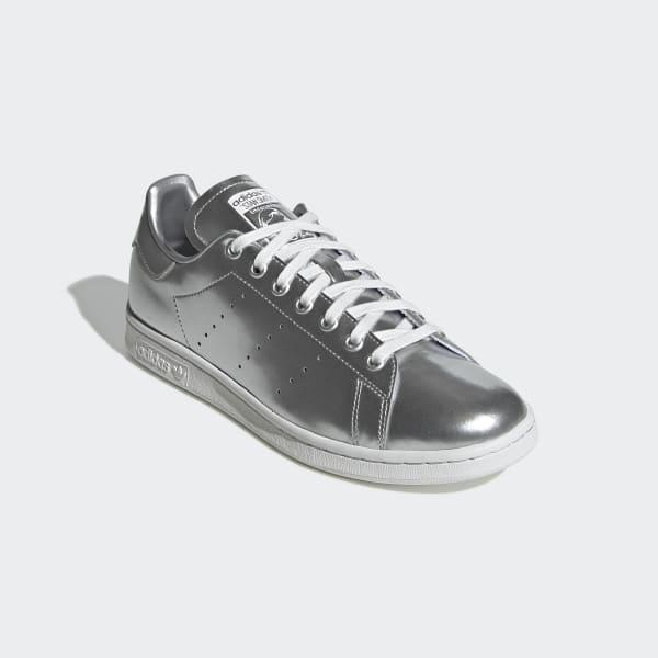 Men's Stan Smith Silver Metallic